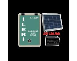 MRT-3000 UHF Güneş Panelli Alıcı