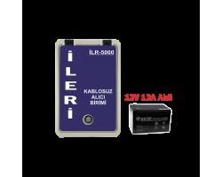 MRT-5000 VHF Akülü Alıcı