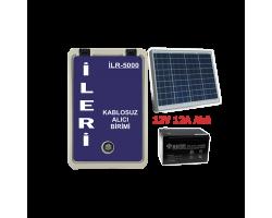 MRT-50100 VHF Güneş Panelli Alıcı
